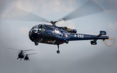 Gilze-Rijen, 12 september 2014Foto's: Reunie 50 jaar Alouette 3